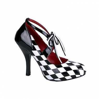 Sexy  Harlekijn dames pumps schoenen