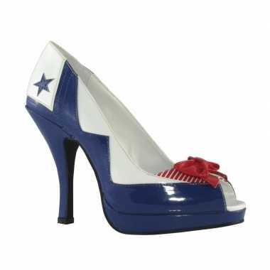 Sexy  Matrozen pumps dames schoenen